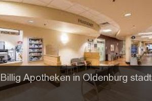 Billig Apotheken in Oldenburg stadt