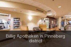 Billig Apotheken in Pinneberg district